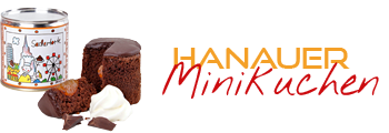 Hanauers BIO Minikuchen logo